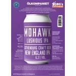 Receptkit - Mohawk Lushious IPA
