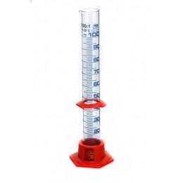 Mätglas 100 ml med plastfot